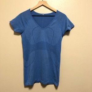 Lululemon run swiftly short sleeve shirt top